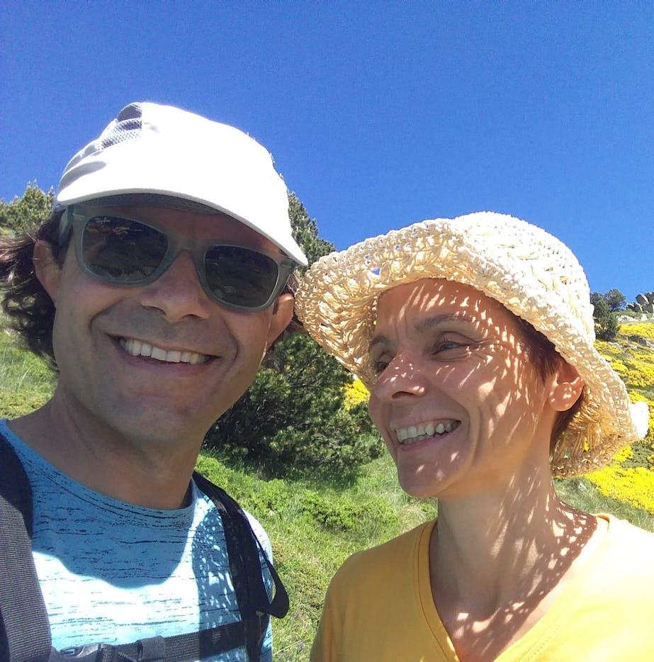 Anne Sophie et Alain