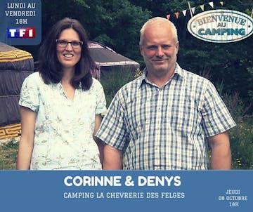 Corinne et Denys
